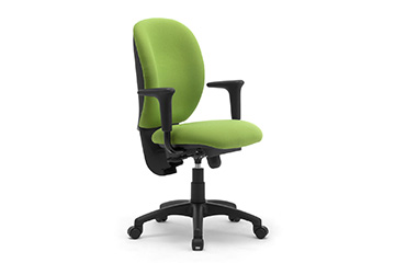 task office chairs with adjustable arms Gummy