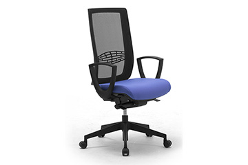 ergonomic seating chair with mesh and arms Wiki RE