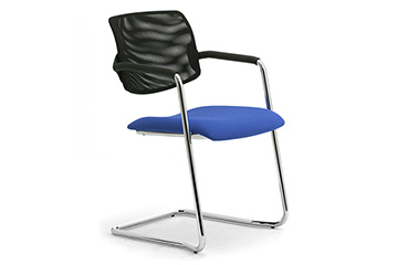 cantilever visitor chairs for office desk LaiLa Relax