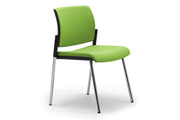 stackable chairs for reception visitors waiting and meeting rooms Wiki 4G